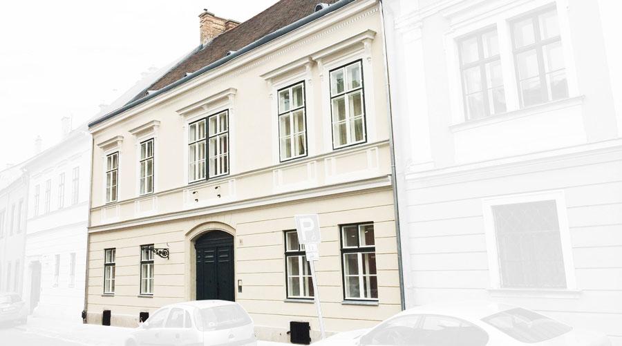 Műemlékfelújítás - Renewal of built heritage